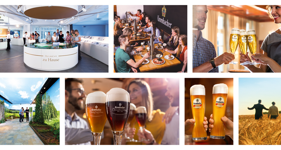 The Krombacher Experience